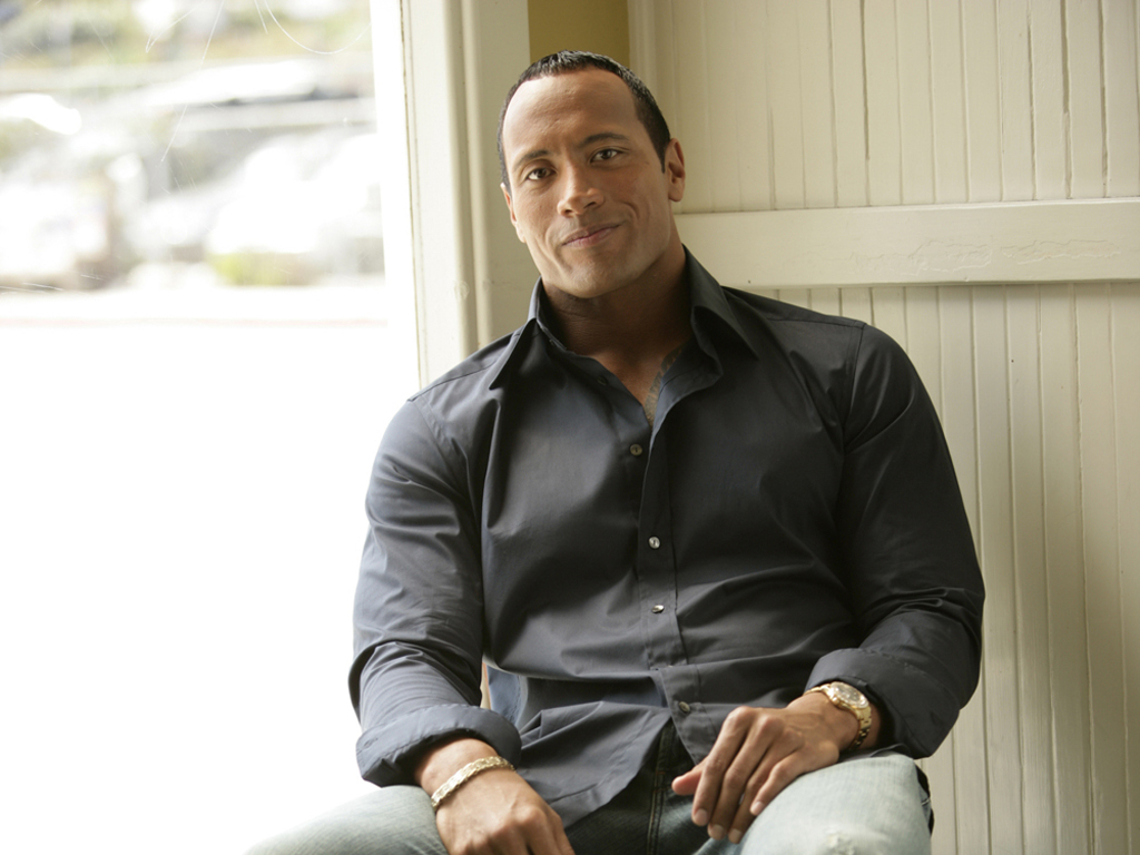 Dwayne Johnson - Images Wallpaper