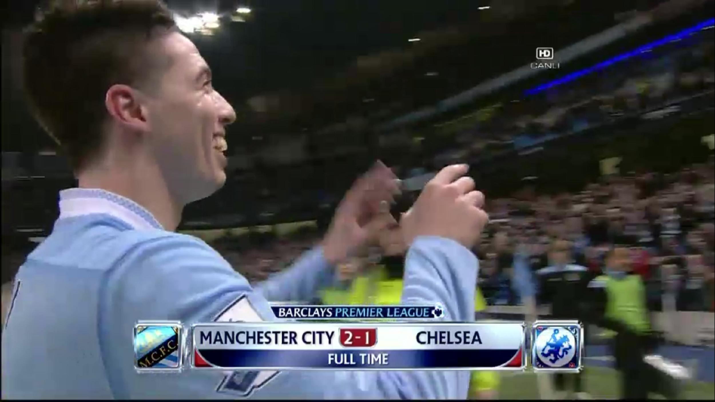 Manchester City Fc And Chelsea: 21 Mart 2012 Manchester City Chelsea Fc Maçı