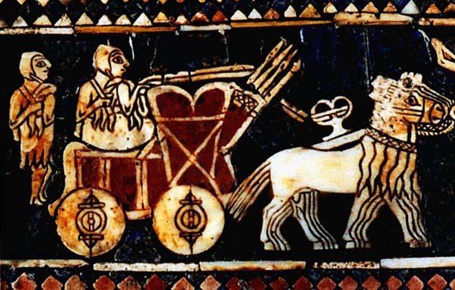 Kimler Geldi Kimler Geçti 1(Mezopotamya Uygarlıkları)