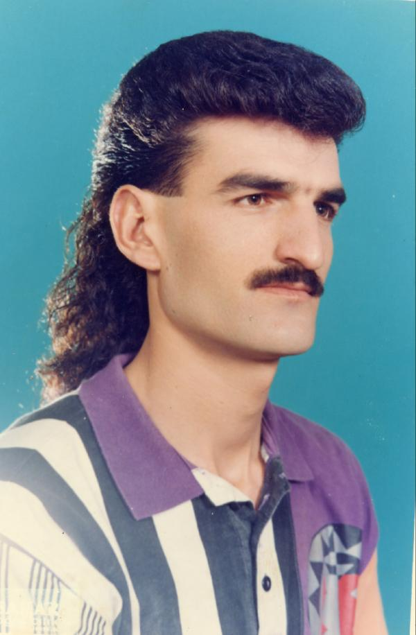 Прически из 80-х мужские