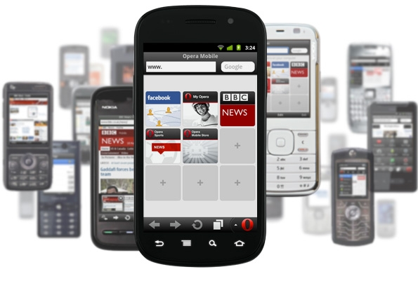 The fastest browsing experience on your symbian mobile phone with the