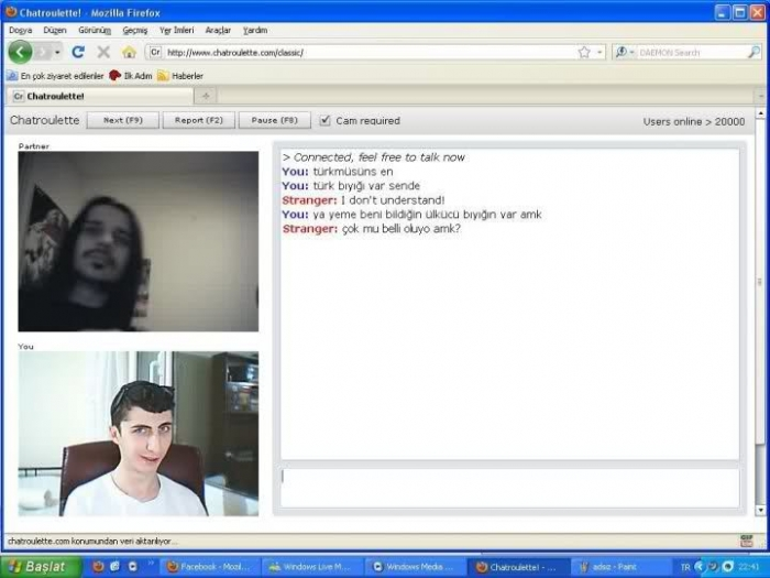 Gay Chatroulette Alternative