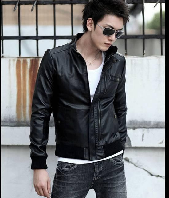 мужские кожаные куртки весна 2011. мужские кожаные куртки.