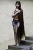 красивые косы для девочки 11 лет на средние волосы споказом как делать.