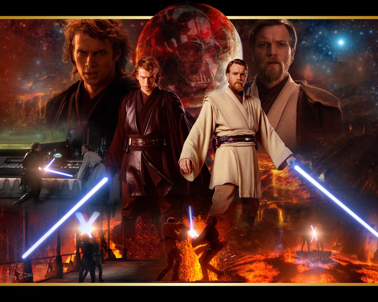 Star wars episode iii revenge of the sith