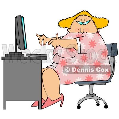 жирные секретарши фото