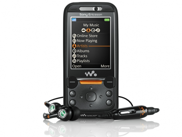 Просмотреть все записи в Sony Ericsson. Описание основных и дополнительных