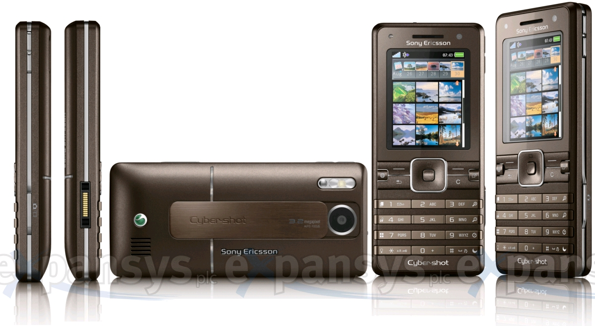 Sony Ericsson K770i Отзывы