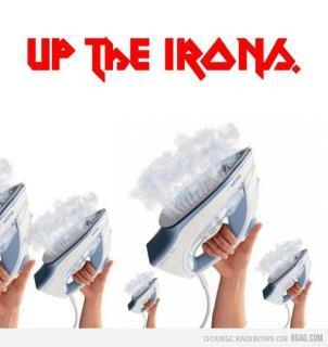 up the irons resim 2