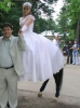 at gibi kadın