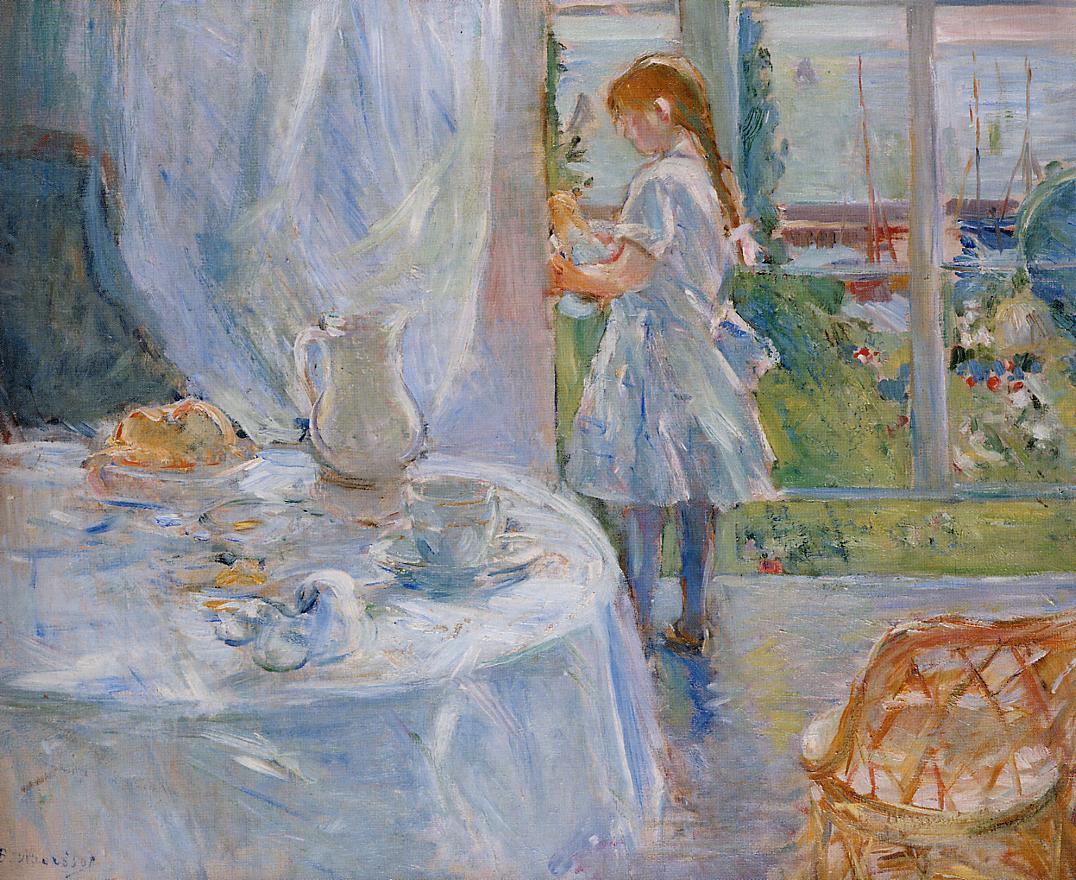 BD de Michaël Le Galli Marie Jaffredo Romance passionnée et passionnante 1868 Au musée du Louvre Berthe et Edma Morisot peintres en devenir rencontrent le