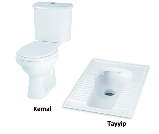klozet vs alaturka tuvalet - uludağ sözlük