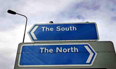 kuzey güney