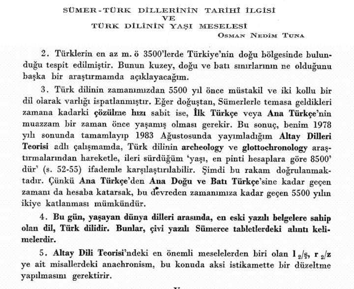 Sümer dili ve yazısı