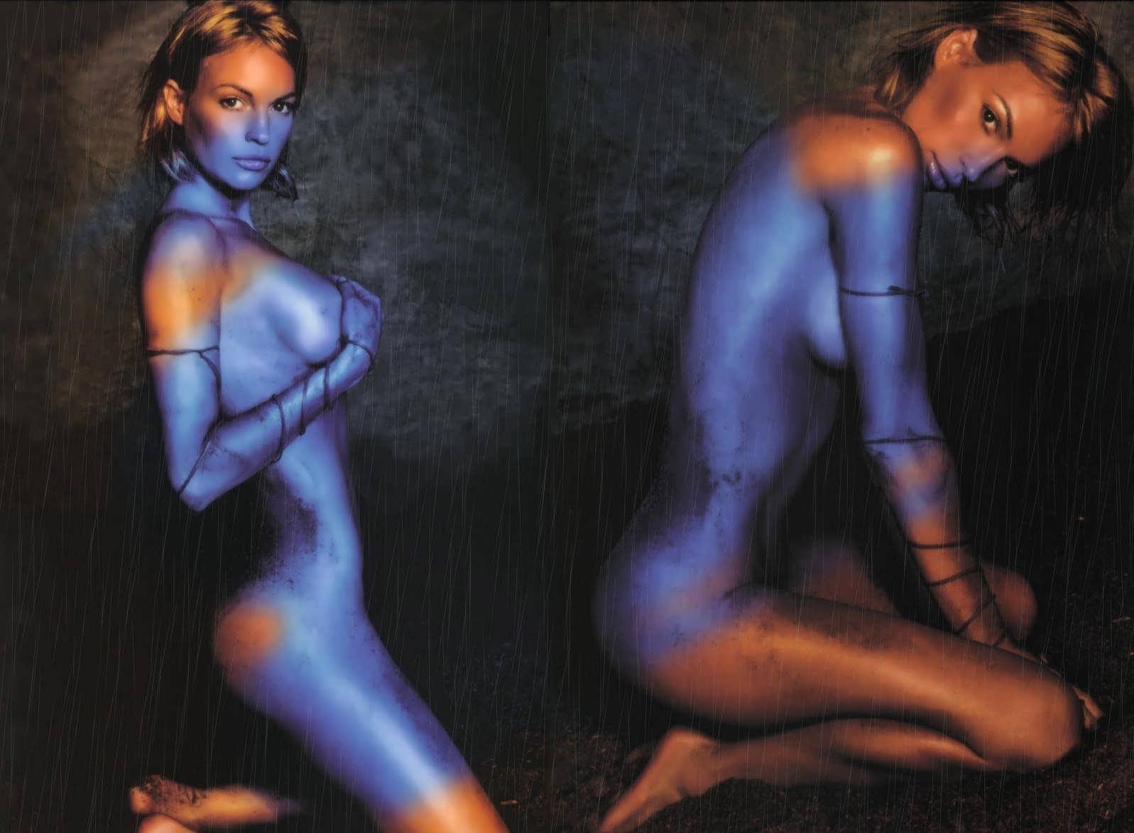 Jolene blalock nude pics naked sex scenes compilation