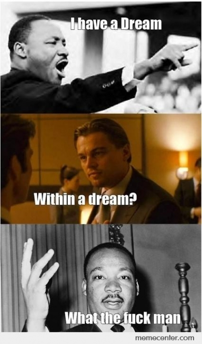 i have a dream resim 1