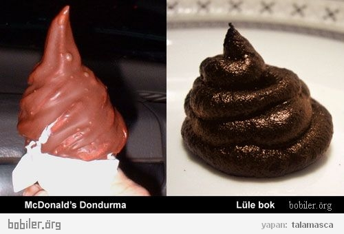 Mc Donalds Dondurması Uludağ Sözlük